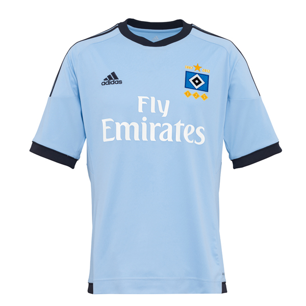 New Hamburger Sv Rd Kit Dua Tiga Adidas Hsv Third Shirt Dua Tiga Football Kit News New Soccer