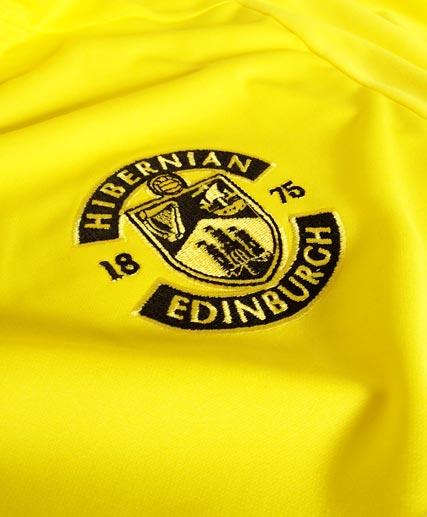 Hibs Third Shirt Badge
