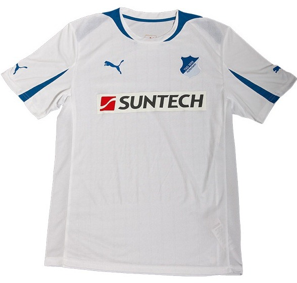 Hoffenheim Away Shirt 12 13