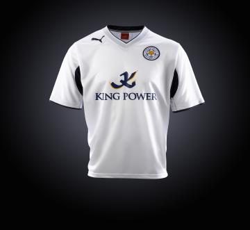 Leicester City Third Shirt 12/13