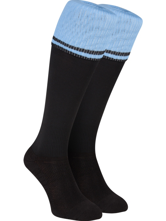 Man City Euro Socks