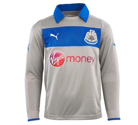 NUFC Home Goalkeeper Shirt 2012