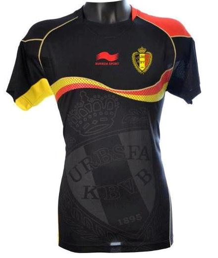 New Belgium Away Shirt 2013