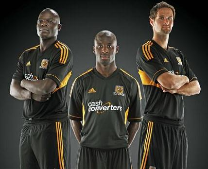 New Hull City Away Kit 2012/13