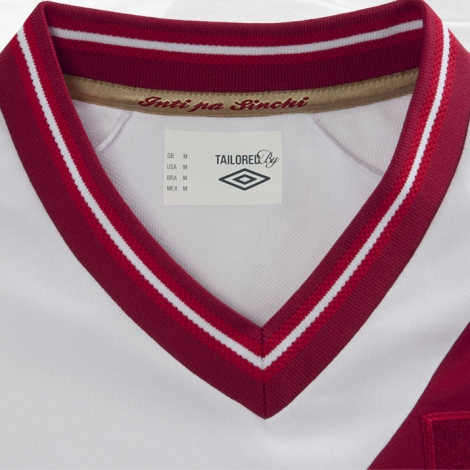 New Peru Jersey Collar