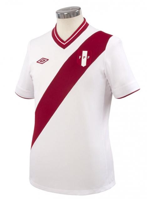 New Peru Kit 2013