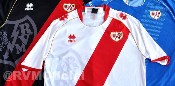 Rayo Vallecano Kit 12 13