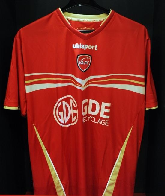 Uhlsport Valenciennes Kit 12 13