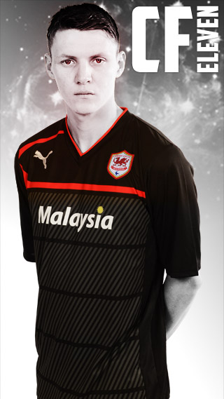 Cardiff City 3rd Jersey 2013