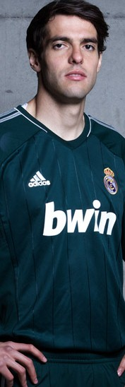 Kaka Real Madrid Champions League Jersey