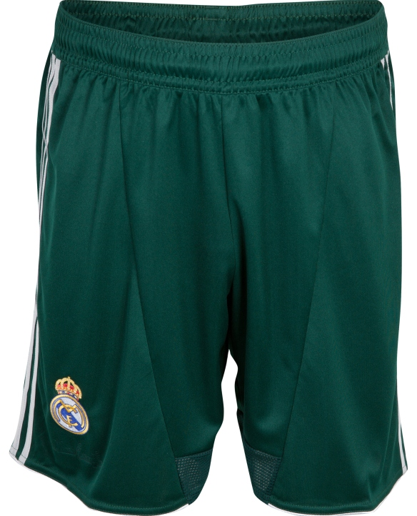 Madrid Third Kit 2012 2013  Green Real Madrid Champions League Jersey