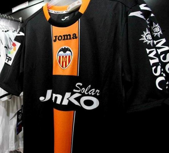 Valencia Third Jersey