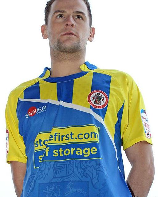 Accrington Stanley New Shirt