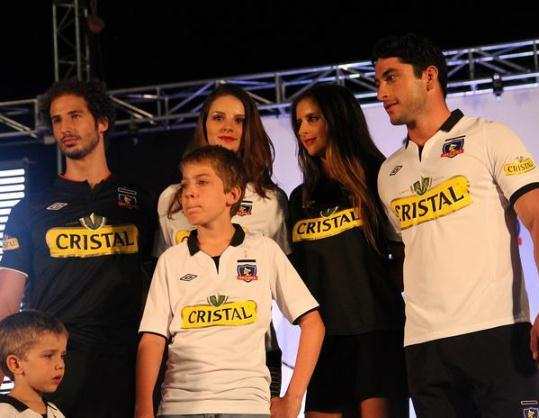Colo Colo Football Kit 2013