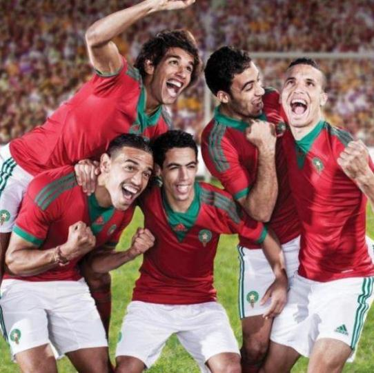 New Morocco Adidas Kits 2013 2014  Morocco CAN 2013 Jerseys Home Away