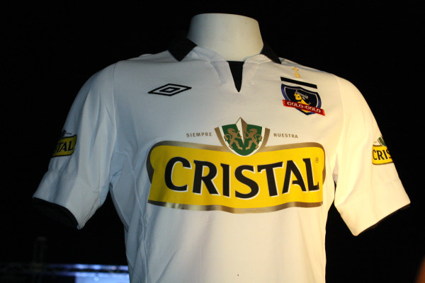 New Colo Colo Soccer Jersey 2013