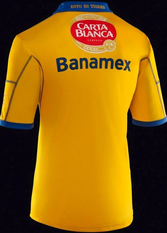 New Tigres Kit 2013