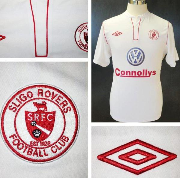 Sligo Rovers Away Shirt 2013