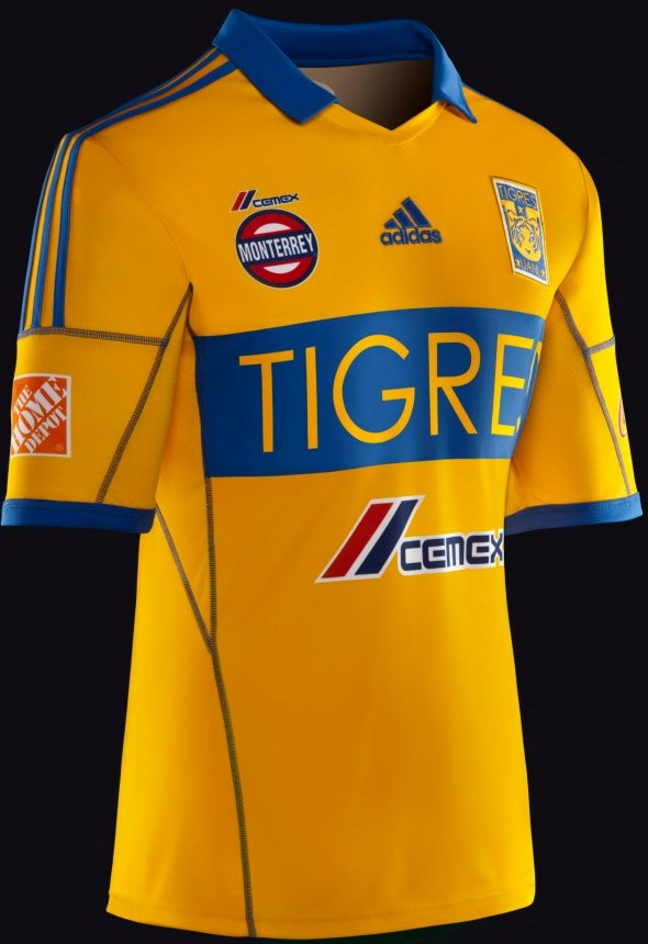 Tigres Camiseta 2013