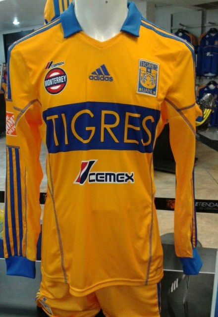 UANL Tigres Equipacion