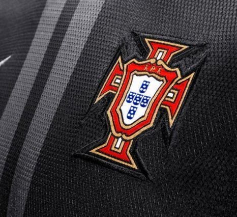 Portugal Away Crest