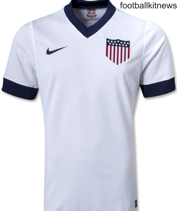 USA Centennial Soccer Kit 2013