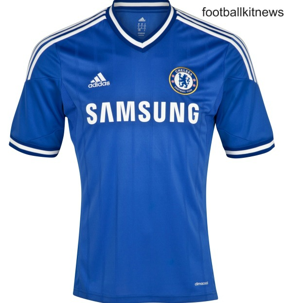 New Chelsea Kit 13 14  Adidas Chelsea FC Home Strip 2013 2014