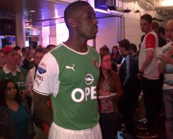 Green Feyenoord Away Jersey