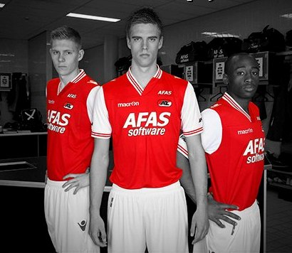 New AZ Football Shirt 2013