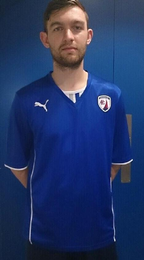 New Chesterfield Home Kit 2013