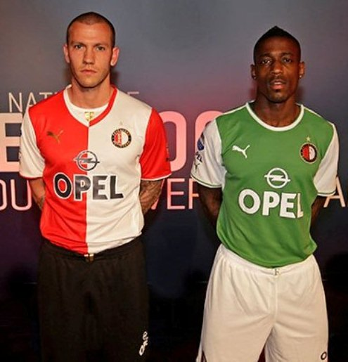 New Feyenoord Kit 2013 14