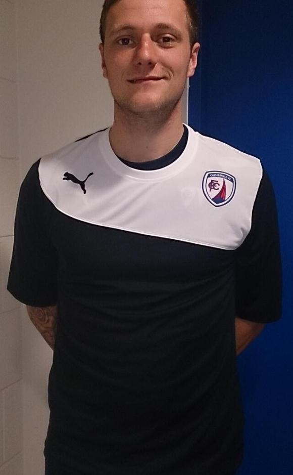 Puma Chesterfield Away Shirt 2013 14
