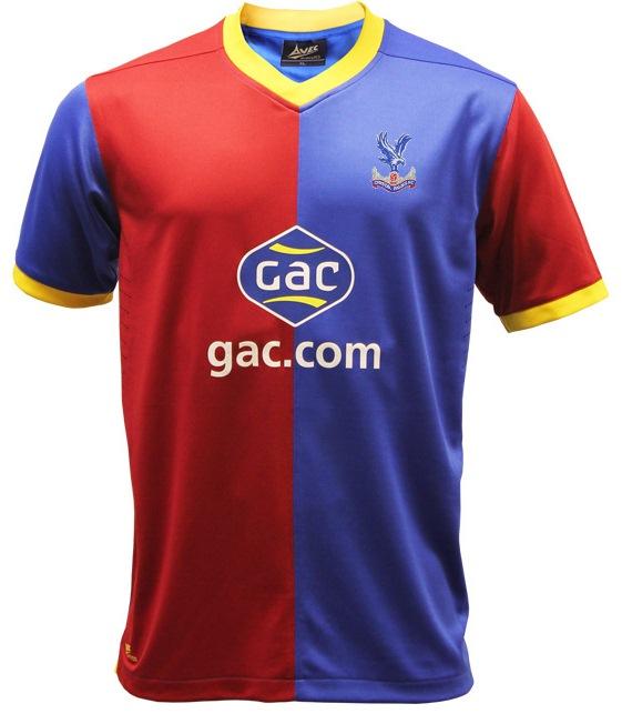 Avec Crystal Palace Shirt 2013