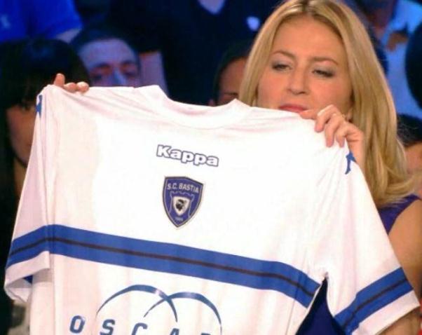 Bastia Away Shirt