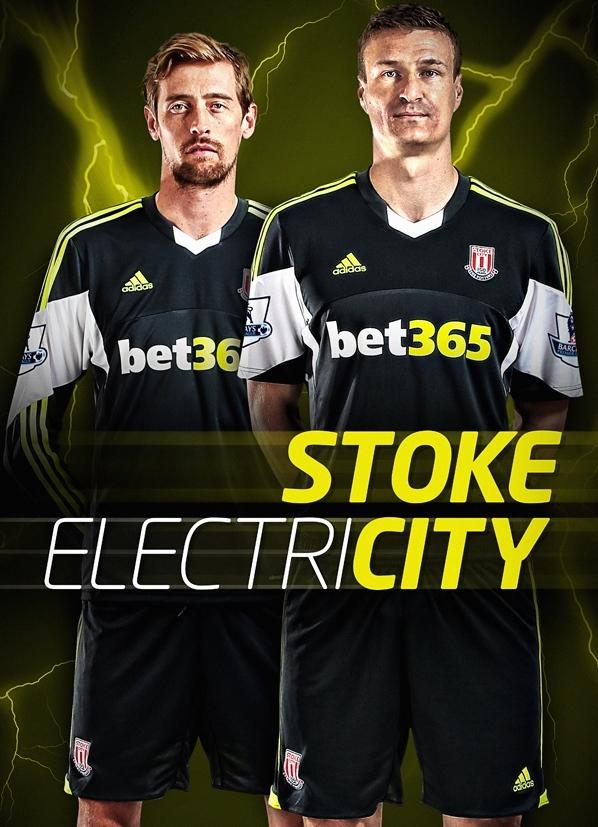 Black Stoke City Kit 2014