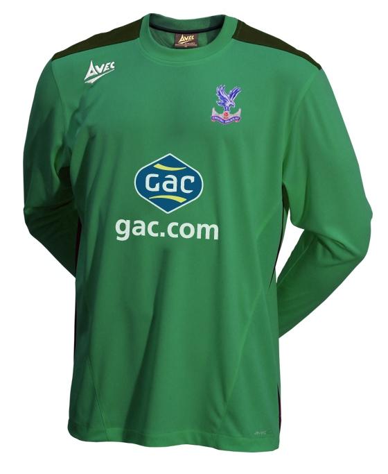 CPFC GK Home Shirt 13 14