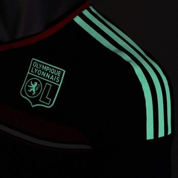 Glow in the Dark Lyon Jersey 2013
