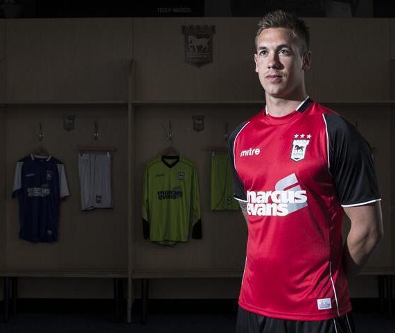Luke Chambers Ipswich 2013