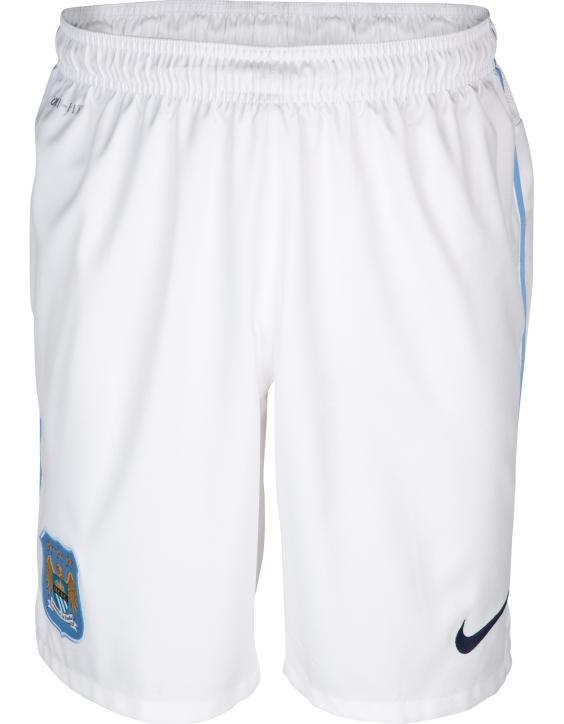 MCFC Shorts 2013