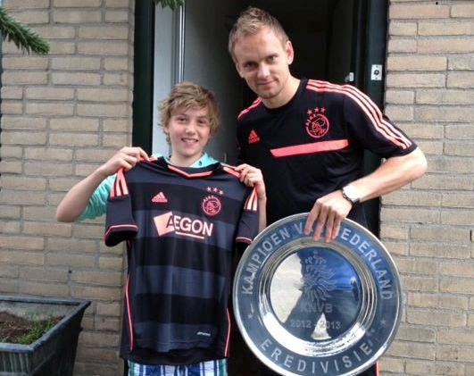 New Ajax Away Jersey 2013 2014