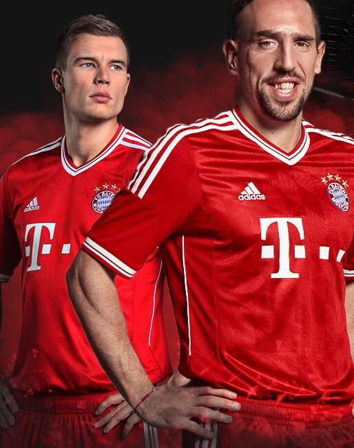 New Bayern Home Kit 13 134