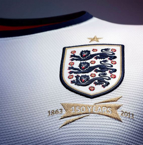 New England Kit 2013 Golden Badge