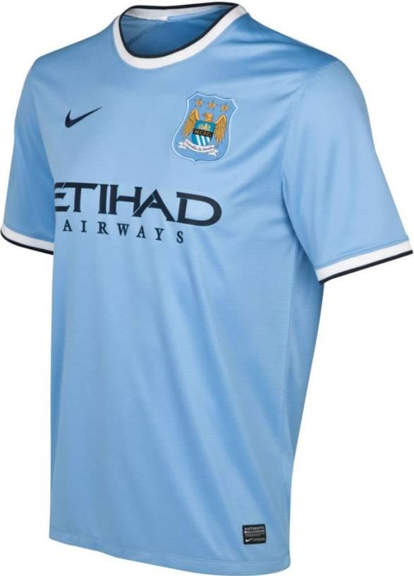Manchester City 2014 2015 Kit