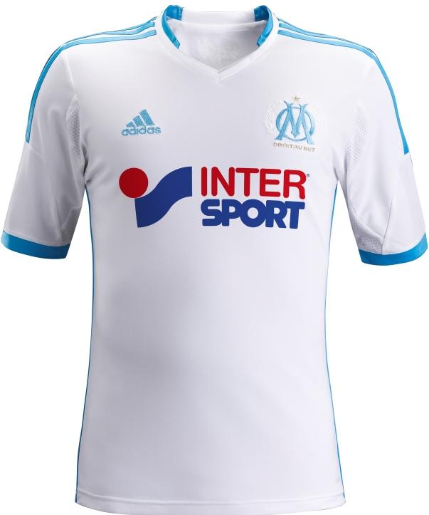 New Marseille Soccer Jersey 2014