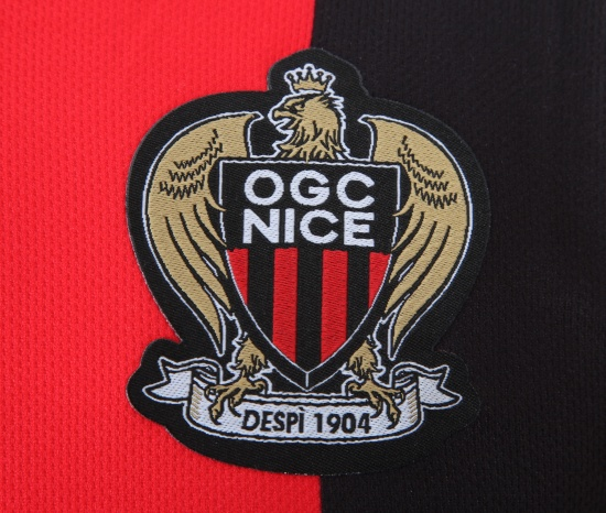 New OGC Nice Badge