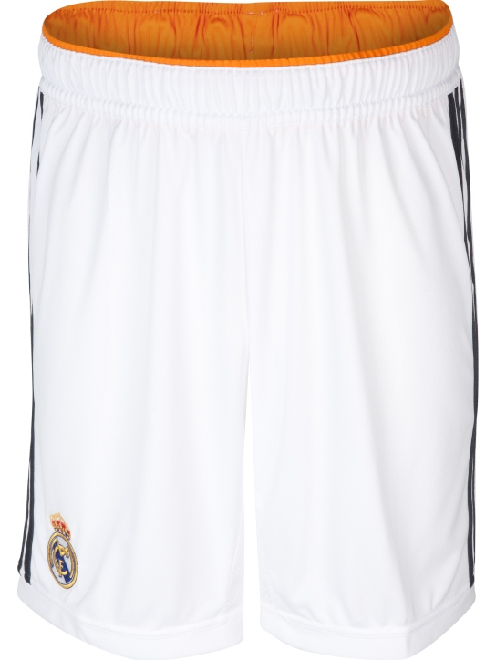 New Real Madrid Shorts 2013 14