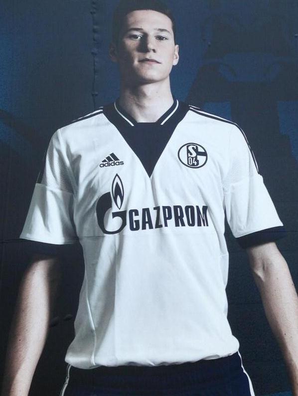 New Schalke Away Kit 2013 14