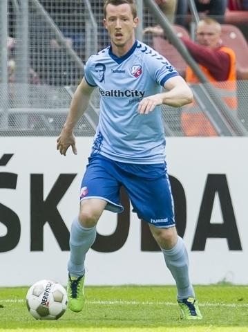 New Utrecht Away Kit 13 14