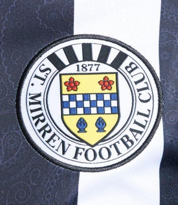 Paisley Pattern St.Mirren