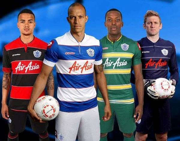 Kit launch video by queens park rangers courtesy qpr youtube channel